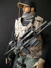 PMC Operator in Afghanistan