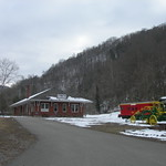 Lynch Train Depot