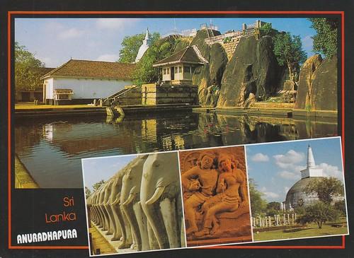 Sacred City of Anuradhapura - 01