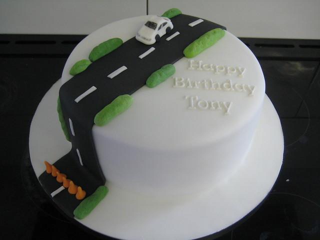 Rally Car Cake Explore Madmacks Cakes Photos On Flickr