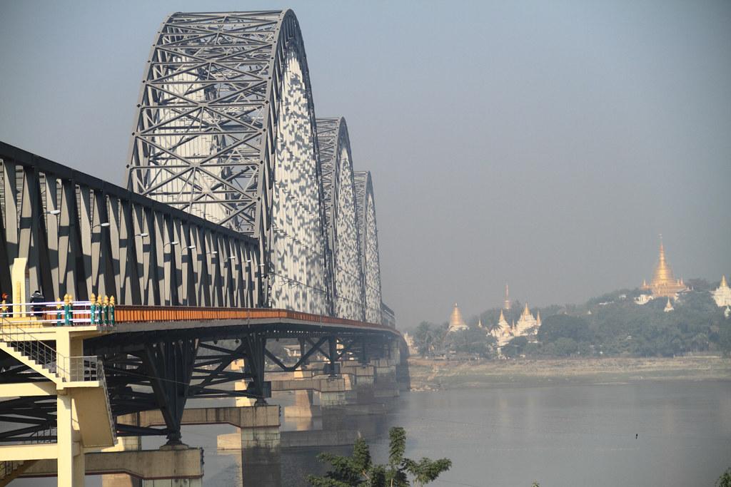 Birmania Ruta de Viaje