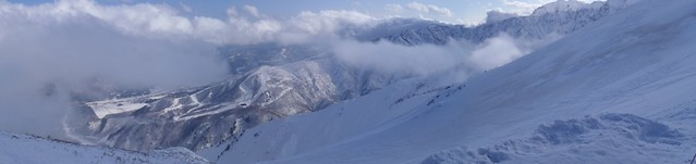 Photo:Looking across to Hakuba 47 By pyjama