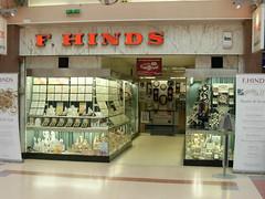 F. Hinds, Jewellers, Unit 11 The Forum Centre, High Street, Sittingbourne