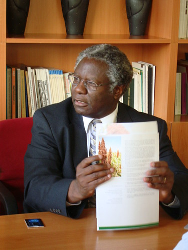Bio-Innovate launch: Harvard's Calestous Juma