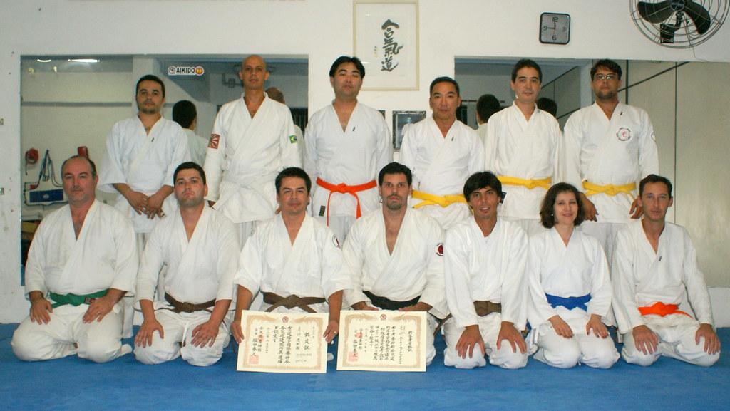 Aikido Yoshinkan - Nintaikan Dojo