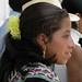 Young woman - Mujer joven en la Fiesta del pueblo; Joyabaj, El Quiché, Guatemal