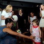 Michelle Obama: Visita Primeras damas al MIM
