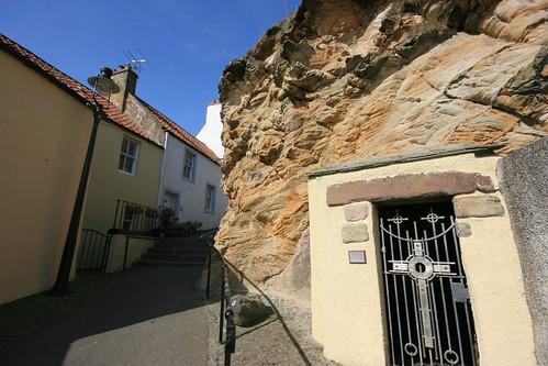 St. Fillan's Cave