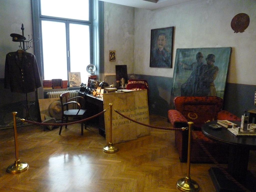 Habitación del museo