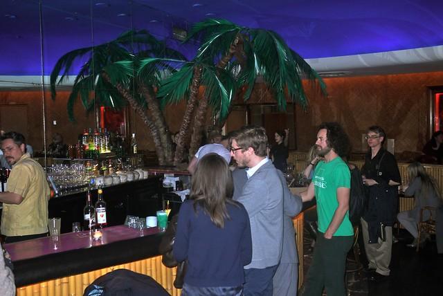The Tiki Bar   The Waldorf Hotel