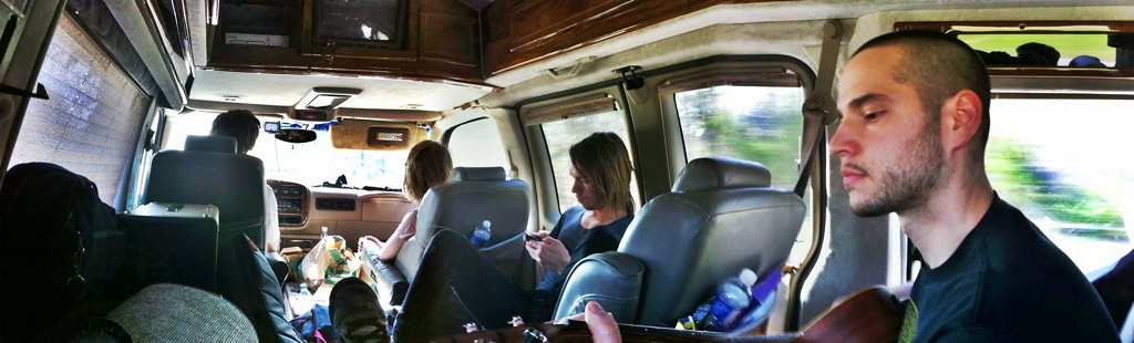 iPhone Road Trip Photo Apps - Pano