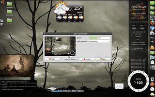 Mi Desktop UBUNTU