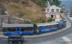 Darjeeling Himalayan Railway (DHR) Train