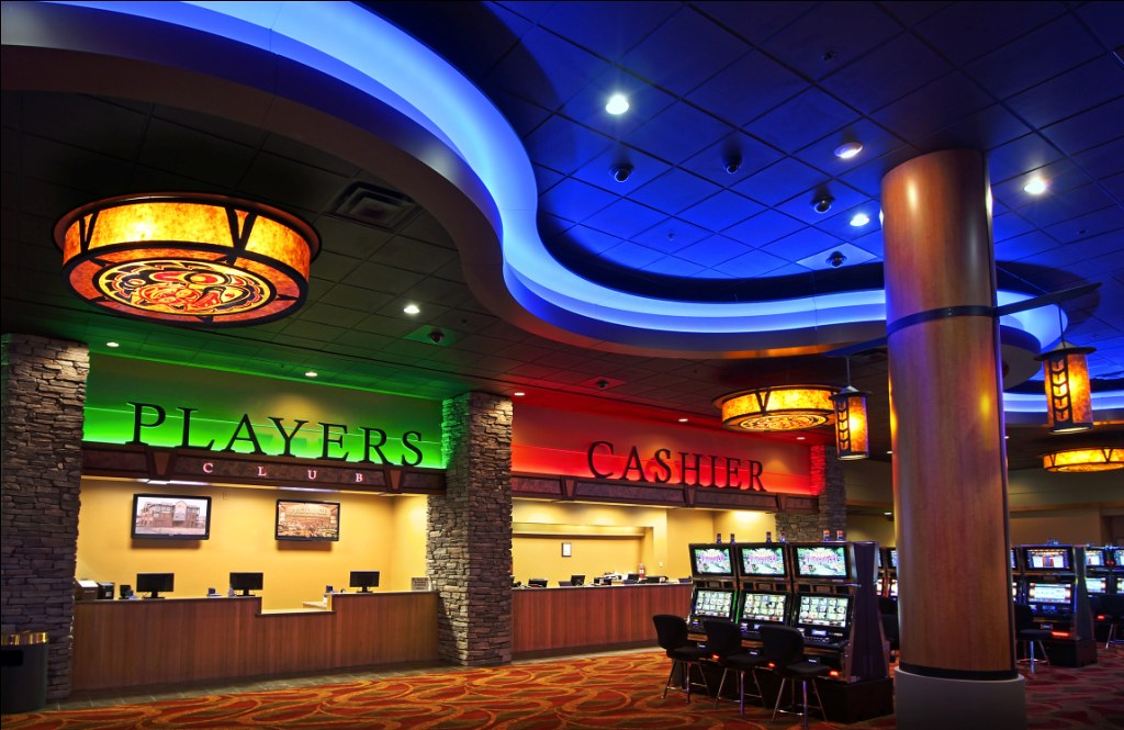 club world casino cashier