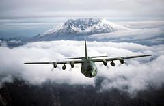 [フリー画像素材] 戦争, 軍用機, 輸送機, C-130 ハーキュリーズ ID:201108261200