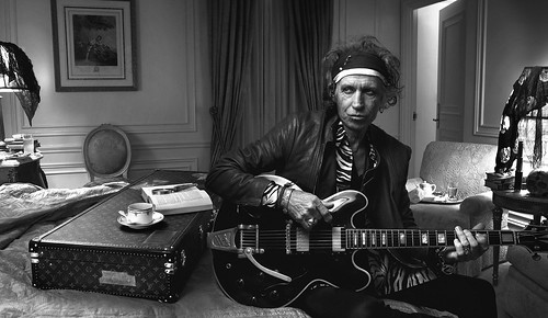 Tribute to Keith Richards