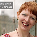 Melanie Bryan of WhyNotChange, winners of Prime Minister