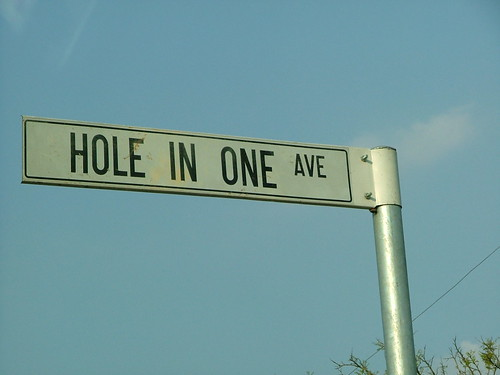 Hole In One Avenue