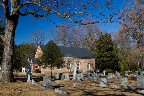 christchurch cemeteries virginia churches blueskies february 2011 middlesexcounty middlepeninsula nrhp canon24105l countrychurches colonialchurches episcopalchurches february2011