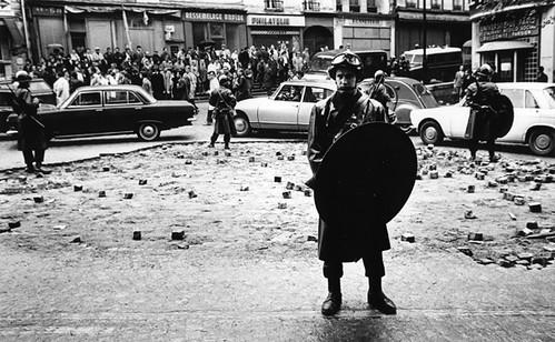 "Xavier Miserachs. ""París, maig de 1968"""