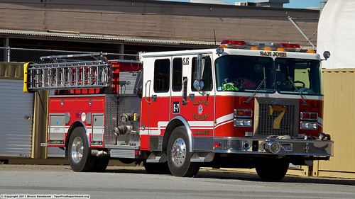 SJS Fire Engine 7