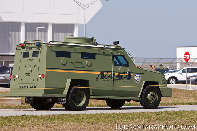 pictures of nasa security vehicles - photo #10
