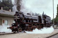 * Jugoslawien  Dampfloks  01 020  bis  718