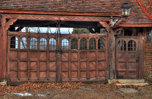 Old Carriage House Gate
