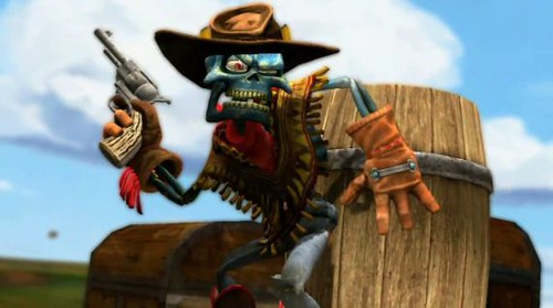 Gunstringer Real Big Shootin' DLC Launched