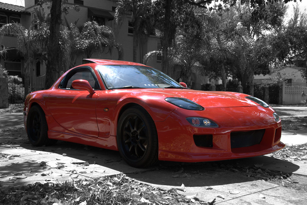 5486066363 f0f8c892d0 b 1993 Mazda RX 7 FD completed