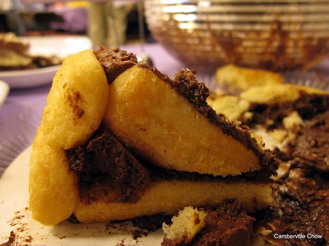 Chocolate Icebox Cake With Ladyfingers Settlement Cookbook