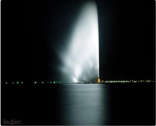 King Fahd's Fountain ll نآفورة الملك فهد