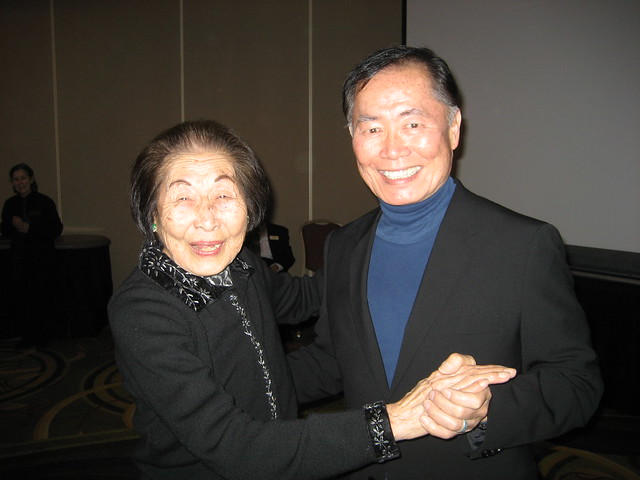 At the George Takei Dinner