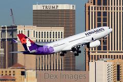 N382HA Hawaiian Airlines A330-243