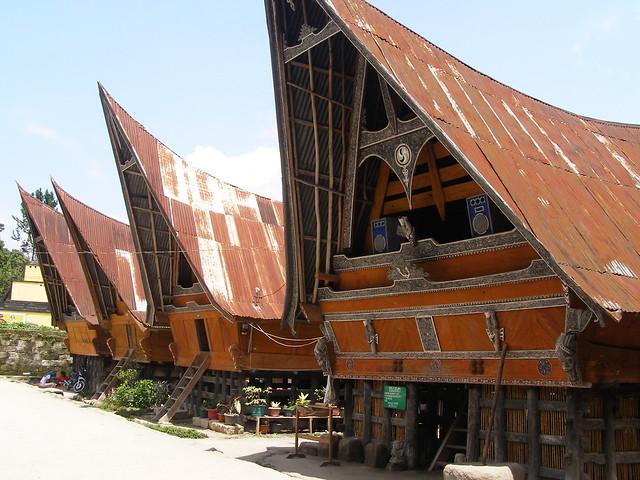 巴达克式建筑物