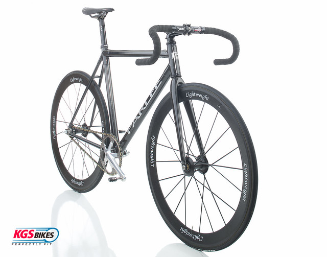 Parlee Z1 Track Bicycle with Lightweight wheels, Courtesy ...