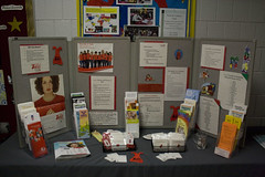 Informational Table Display