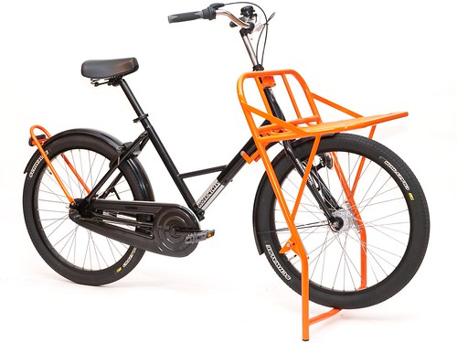 Workcycles Fr8 Uni Massive Rack Black Orange