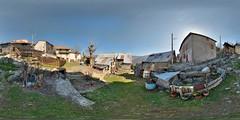 The village of Lapège