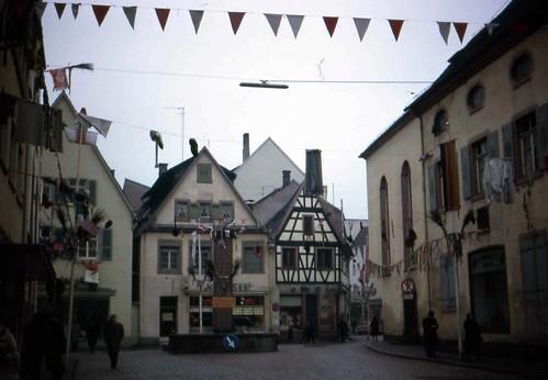 Carnaval Offenburg 1964