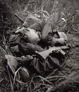W. Eugene Smith - Okinawa, 1945