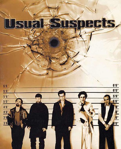 非常嫌疑犯 The Usual Suspects (1995)