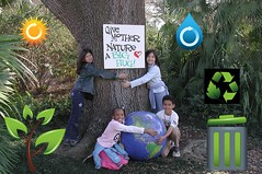 EarthFest kids