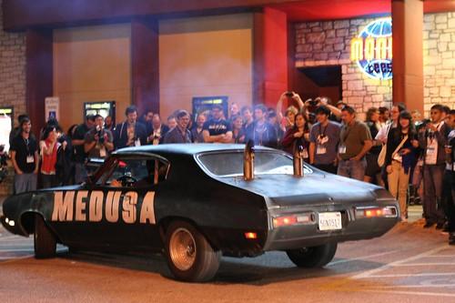 SXSW 2011: Medusa shows off