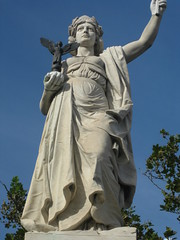 Victory, the Citizens' War Memorial