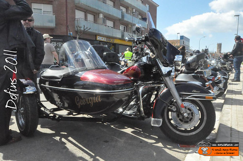 Harley-Davidson con sidecar