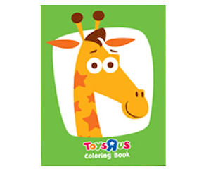 Toys R Us Coloring Books : Toys R Us Free Printable Coloring Book