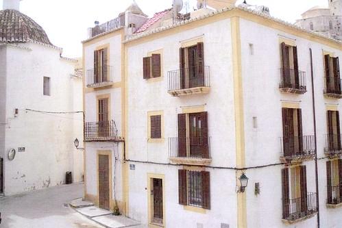 Ibiza property for sale unique dalt vila apartment for Ibiza classic house
