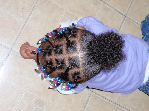 Top view of her new do by eg2006