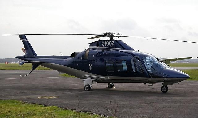IOOZ. Agusta A109S Grand ~ 2nd April 2011